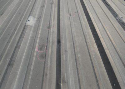 Metal roof - Steel