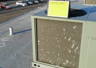 Assessment Of Hailstorm Damage To HVAC