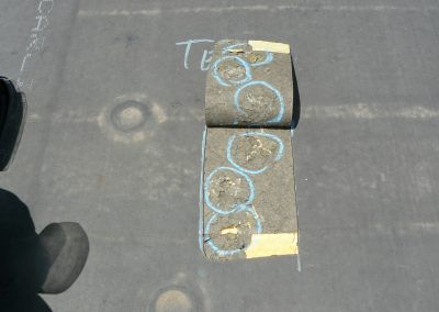 Deterioration Of Ethylene Propylene Diene Terpolymer Roofing