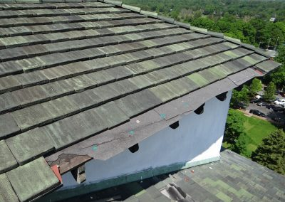 Missing Tiles From Roof